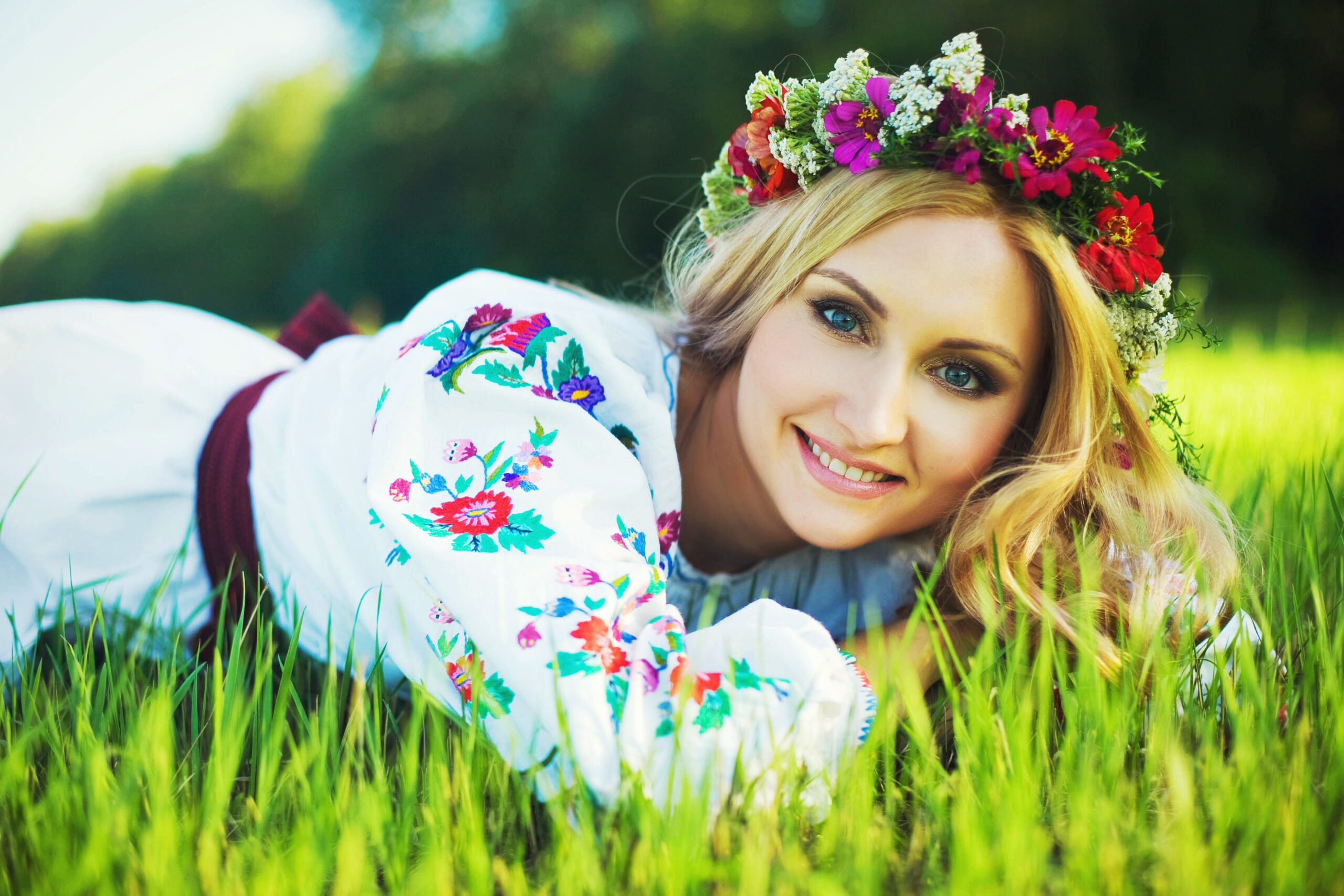 How to make Russian or Ukrainian woman love you?